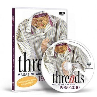 2010 Threads Magazine Archive: Quick Computer Access to Issues 1 to 152