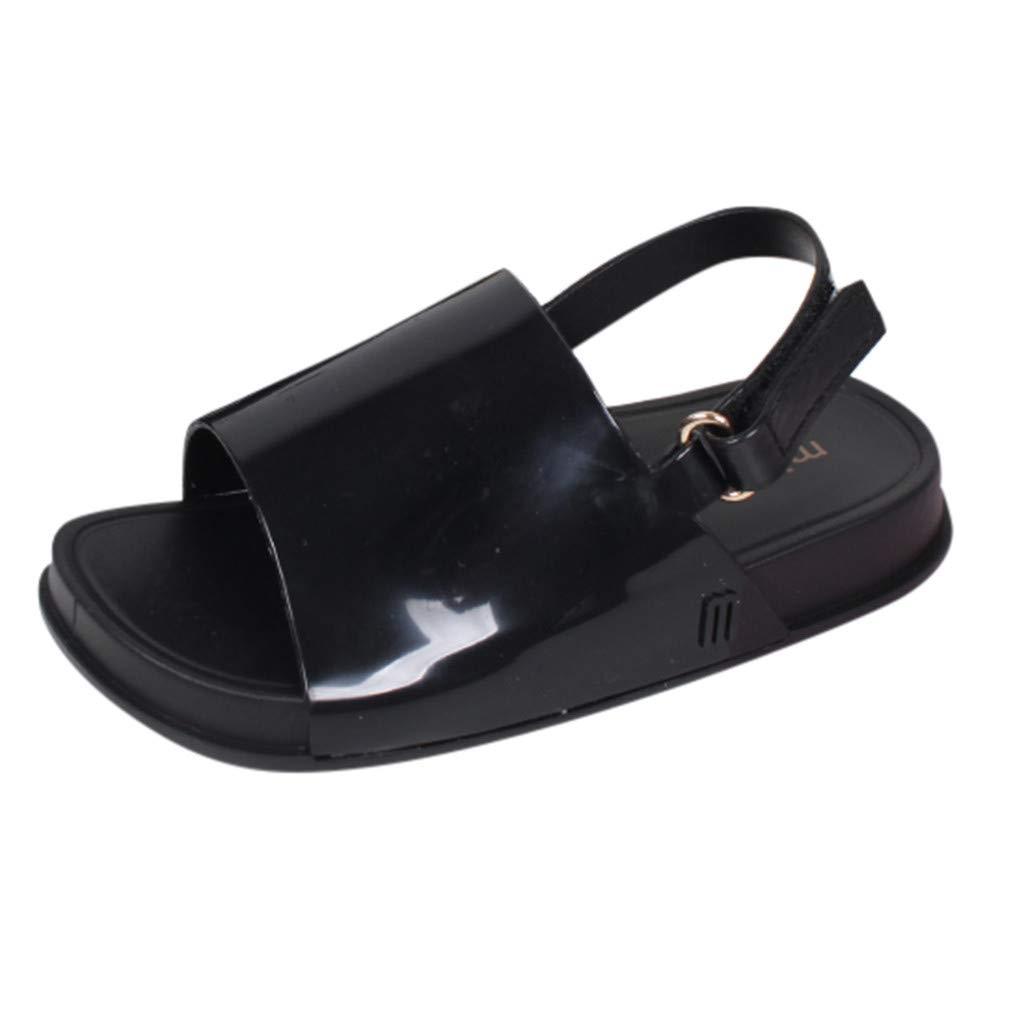 Super X Toddler Infant Kids Baby Girls Boys Bright Slippers Beach Slides Soft Shoes Sandals