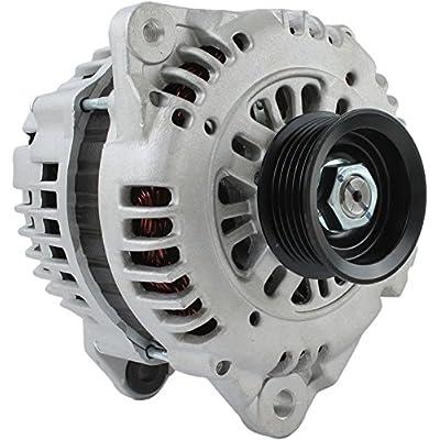 DB Electrical AHI0111 New Alternator for 3.5L 3.5 Infiniti QX4 01 02 2001 2002, Nissan Pathfinder 01 02 2001 2002 334-1435 113420 LR1110-712 13900 23100-3W400 1-2490-01HI: Automotive