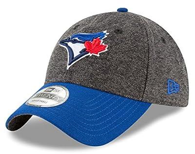 """Toronto Blue Jays New Era MLB 9Twenty """"Tweed Turn"""" Adjustable Hat"""