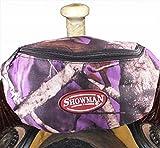 Showman Purple Camouflage Insulated Convenient