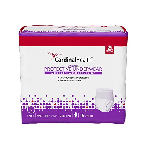 cardinal-health-ufmod-l-womens-underwear-moderate-absorbency-large-19-ct