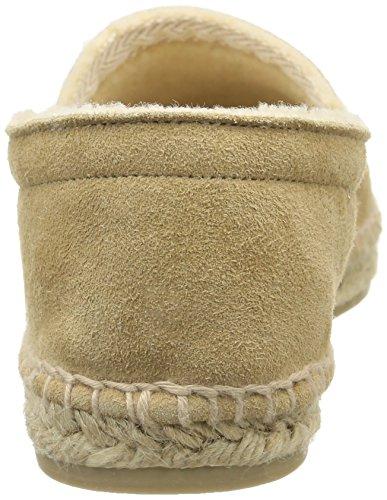 Castañer Natasha-Warm Leather, Chaussures Femme Beige (Sand/Beige)