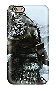 Tpu Case Cover For Iphone 6 Strong Protect Case - Epic Skyrim Design
