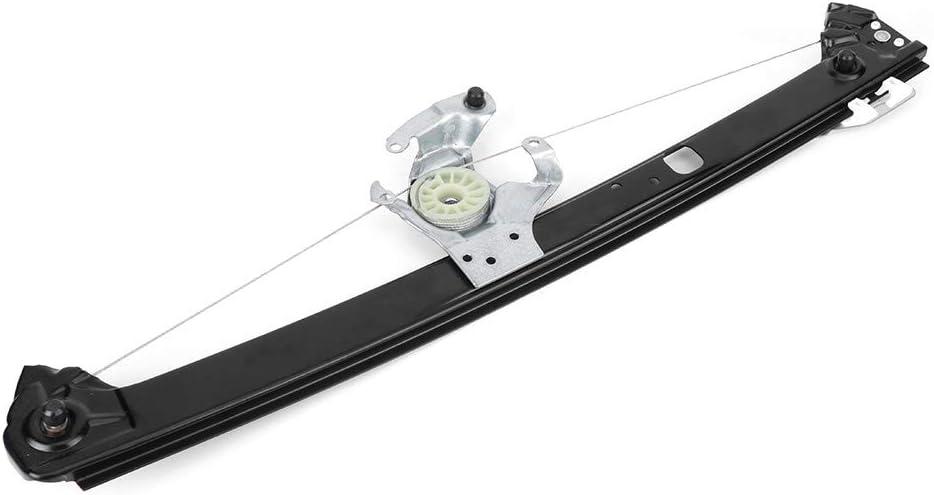 Regulador de ventana OE 51357125059 BM1550103 Regulador de elevalunas trasero izquierdo con motor para X5 E53