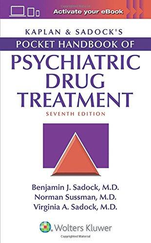 Kaplan & Sadock's Pocket Handbook of Psychiatric Drug ()