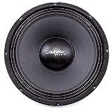Skar Audio FSX10-4 10'' Pro Audio 400 Watts Max Power 4 Ohms Midrange Speaker
