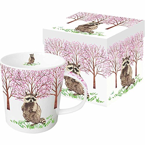 Paperproducts Design Capacity Raccoon Multicolor
