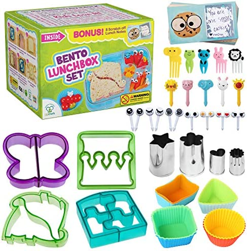 Complete Bento Lunch Supplies Accessories product image