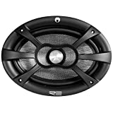 RE Audio XXX6.9C 6 x 9-Inches 4 Ohm 240W RMS 2-Way Component Kit