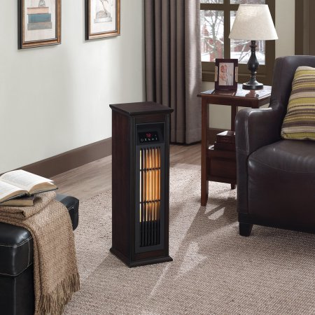 quartz tower space heater - 9