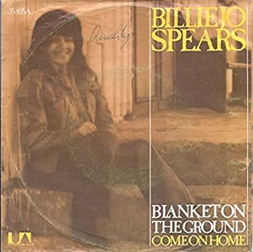 Blanket On The Ground.Billie Jo Spears Blanket On The Ground United Artists Records Ua 35 805 A