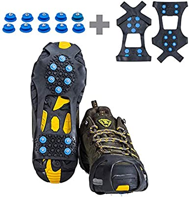 Ice Grippers Traction Cleats