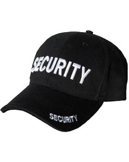 Gorra de béisbol - seguridad