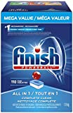 Best Cascade Dishwasher Soaps - Finish Dishwasher Detergent Soap, All in 1 Powerball Review
