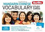 Berlitz Mandarin Chinese Vocabulary Study Cards, Berlitz, 981268915X