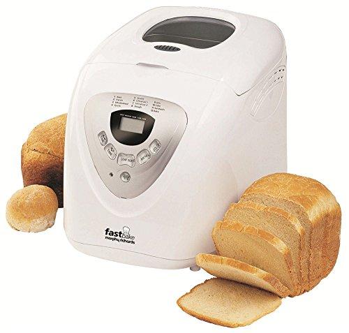 Morphy Richards 48280 Fastbake Breadmaker - White