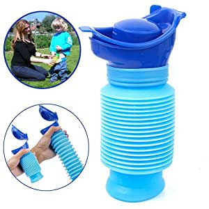 750ml Portable Kids Toilet Convenience Potty Baby Urinal Boy Telescopic Emergency Pee Bottle urinal boys potty training urinal portable potty travel urinal plastic urinal by Randall Elliott