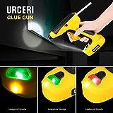 URCERI Cordless Glue Gun Hot Quick Melt Mini