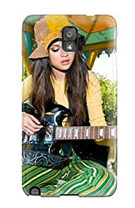 4860424K79375002 For Galaxy Protective Case, High Quality For Galaxy Note 3 Selena Gomez 63 Skin Case Cover