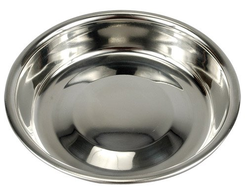 Stainless Steel Puppy Dish (Advance Pet Products Stainless Steel Puppy Dish,)