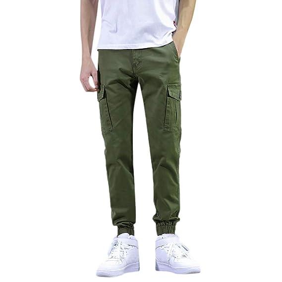 Pantalon Décontracté Bermudas ete Streetwear Pantalon Chino