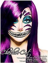 Cheshire Face Applique