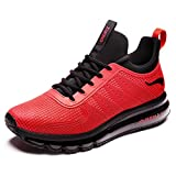 Best Cushion Running Shoes - ONEMIX Mens Running Shoes Air Cushion Breathable Lightweight Review