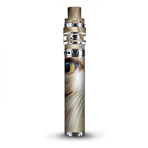 Amazon.com: Skin Decal Vinyl Wrap for Smok Stick Prince Kit TFV12 Prince Vape Kit skins stickers cover/Cat lomo style: Cell Phones & Accessories
