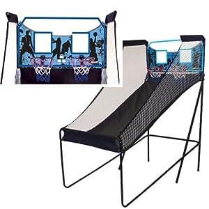 Spalding Dual Shot Electronic Basketball Game