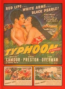 Typhoon Dvd Movie