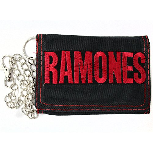 RAMONES Rock Band cain wallet tri-fold - Ramones Wallet