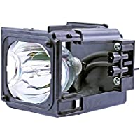 Samsung HLT6176SX Rear Projector TV Assembly with OEM Bulb and Original Housing