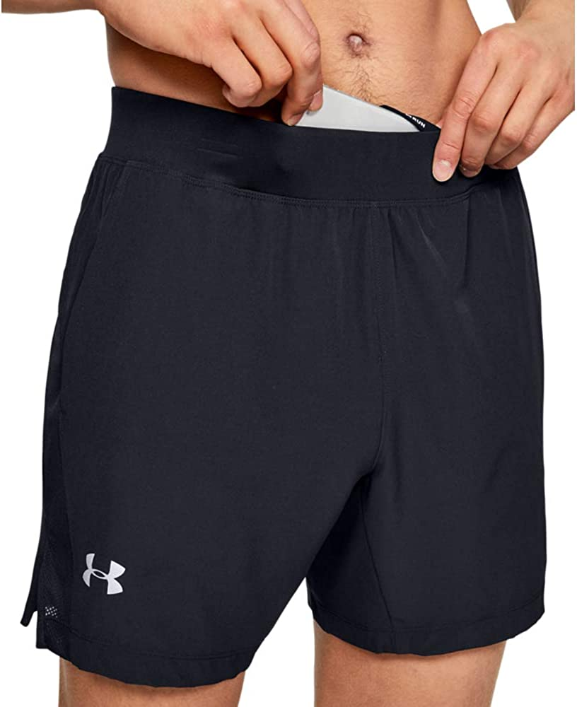 Pantalones Cortos Hombre Under Armour Speedpocket Linerless 7
