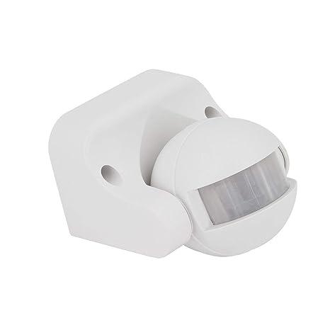 Detector de Movimiento PIR 180º Superficie efectoLED