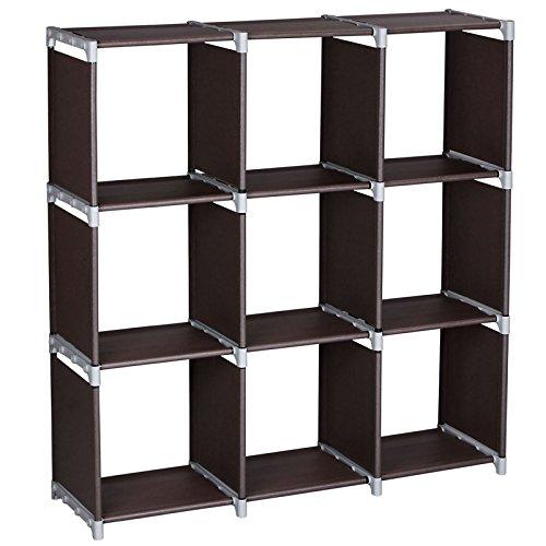 SONGMICS Storage Organizer Bookcase ULSN33Z