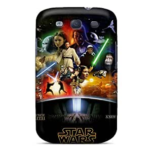 JasonPelletier Samsung Galaxy S3 High Quality Hard Phone Cover Customized High-definition Star Wars Anthology Series [tze14185YBdi]