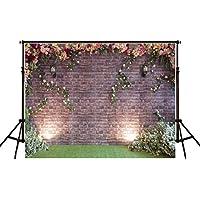 7x5ft(220X150cm) Brick Wall Photography Background Wedding photography backdrop Foldable No Wrinkles