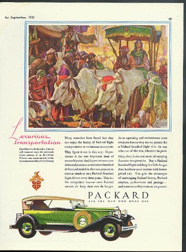 Used, Luxurious Transportation sacred bullocks Packard Phaeton for sale  Delivered anywhere in USA