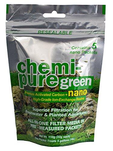 Boyd Chemi Pure GREEN Nano - 5 Pack (Basket Pet Resin)