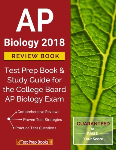 AP Biology 2018 Review Book: Test Prep Book & Study Guide fo