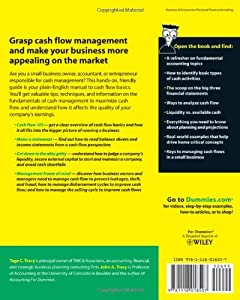 Cash Flow For Dummies from For Dummies