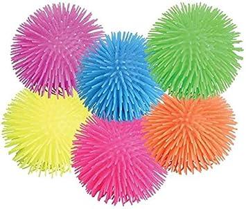 Rhode Island Novelty 5 Inch Puffer Balls Set of 6