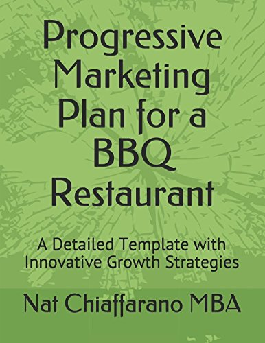 Progressive Marketing Plan for a BBQ Restaurant: A Detailed Template with Innovative Growth Strategies