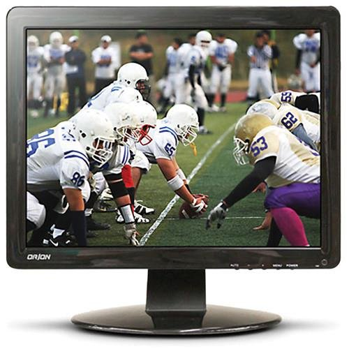 Orion Images Corp 15RCE 15-Inch Commercial Grade LCD Monitor (Black)