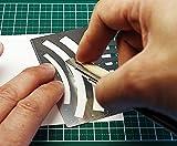 Hasegawa 71106 Cutting Template B