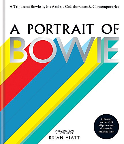 This strikingly unique tribute to David Bowie includes a collection of 40 stunning visual portraits of the icon throughout his career, as well as written tributes by his artistic collaborators and contemporaries.Artists and musicians who worked with ...
