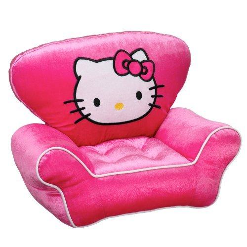 Build a Bear Workshop, Hello Kitty? Plush Chair Teddy Bear Furniture Accessories (Hello Kitty Build A Bear)