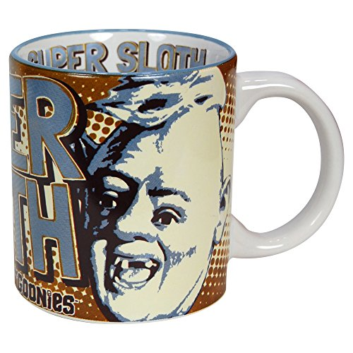 The Goonies Super Sloth GIANT Gift Boxed Mug 80s Classic Movie (Boxed Truffle)