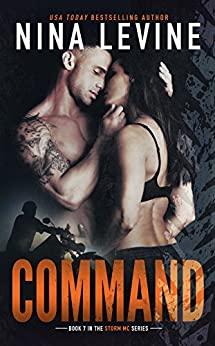Command (Storm MC #7) by [Levine, Nina]